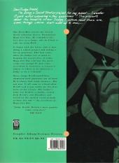 Verso de Judge Dredd - Tale of the dead man
