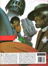 Verso de Judge Dredd - Yearbook 1995