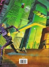 Verso de Judge Dredd - Yearbook 1992