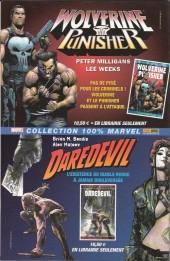 Verso de Ultimate X-Men -23- Les nouveaux mutants (3)