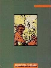 Verso de Manos Kelly -3- L'or des Caballeros