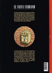 Verso de Le vieux Ferrand -1- Le dernier des fils