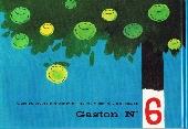 Verso de Gaston -5b- Les gaffes d'un gars gonflé