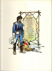 Verso de Blueberry -15a1977- Ballade pour un cercueil