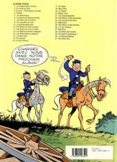 Verso de Les tuniques Bleues -2d90- Du nord au sud