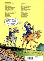 Verso de Les tuniques Bleues -7c1993- Les bleus de la marine