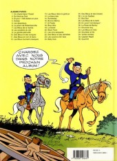 Verso de Les tuniques Bleues -11b1994- Des bleus en noir et blanc