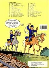 Verso de Les tuniques Bleues -21a1987- Les cinq salopards