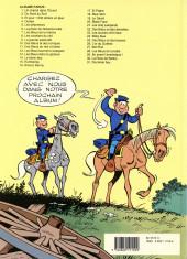 Verso de Les tuniques Bleues -23a1989a- Les cousins d'en face