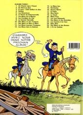 Verso de Les tuniques Bleues -24a1987- Baby Blue