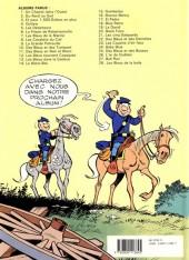 Verso de Les tuniques Bleues -25a1989- Des bleus et des bosses