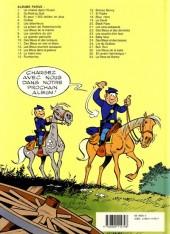 Verso de Les tuniques Bleues -26a1990- L'Or du Québec