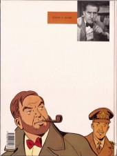 Verso de Blake et Mortimer (Les aventures de) (Historique) -6g1982/04- L'Énigme de l'Atlantide