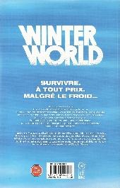 Verso de WinterWorld