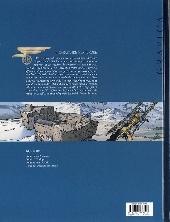 Verso de Les champs d'Azur -4- Sarabande à la turque