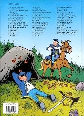 Verso de Les tuniques Bleues -1e10- Un chariot dans l'ouest