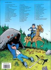 Verso de Les tuniques Bleues -4c2009- Outlaw