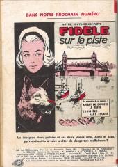 Verso de Frimousse et Frimousse-Capucine -125- Les joyeux copains