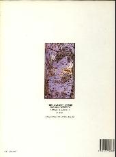 Verso de La marque de la sorcière -2- La louve