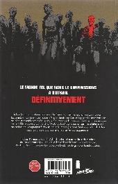 Verso de Walking Dead -18- Lucille...