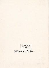 Verso de Yataca (Fils-du-Soleil) -Rec34- Album N°34 (du n°123 au n°125)