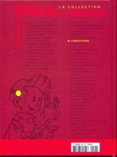 Verso de Spirou et Fantasio - La collection (Cobra) -24- L'Abbaye truquée