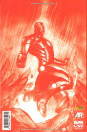 Verso de Iron Man (Marvel France - 2013) -1VC- La Genèse