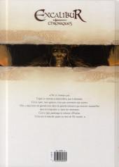 Verso de Excalibur - Chroniques -2- Chant 2 - Cernunnos