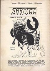 Verso de Anouk -18- Eva : des tziganes heureux