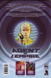 Verso de Star Wars - Agent de l'Empire -2- Nouvelles cibles