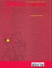 Verso de Spirou et Fantasio - La collection (Cobra) -23- Du glucose pour Noémie
