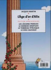 Verso de Alix -8e2013- Le Tombeau étrusque