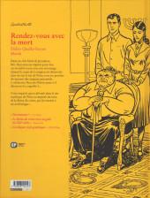 Verso de Agatha Christie (Emmanuel Proust Éditions) -24- Rendez-vous avec la mort