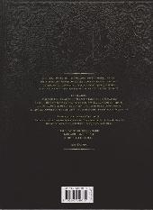 Verso de Double masque -6- L'hermine