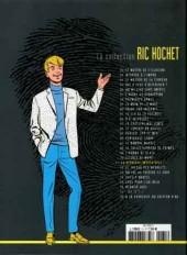 Verso de Ric Hochet - La collection (Hachette) -71- La dernière impératrice