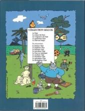 Verso de Le chat -5a1993- Le Chat au Congo