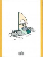 Verso de Le chat -6a95- Ma langue au Chat