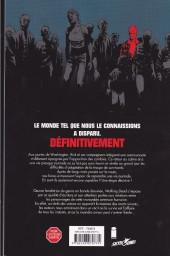 Verso de Walking Dead -FL07- Point de non-retour-Piégés !