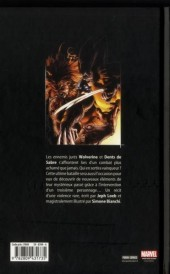 Verso de Wolverine (Marvel Dark) - Évolution