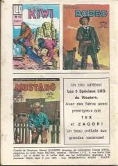 Verso de Blek (Les albums du Grand) -286- Numéro 286