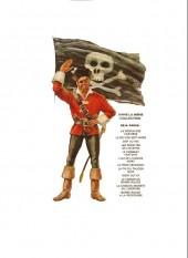 Verso de Barbe-Rouge -11a72- Le Trésor de Barbe-Rouge