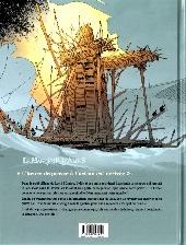 Verso de La bête du Lac (Le Mangeur d'Âmes) -2- La porte