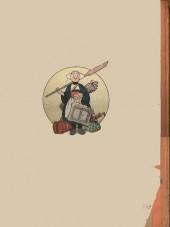 Verso de Bécassine -7b27- Les cent métiers de bécassine