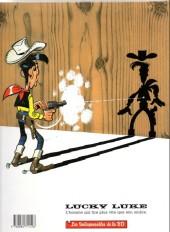 Verso de Lucky Luke -33Ind1- Le Pied-Tendre