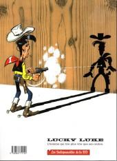 Verso de Lucky Luke -37Ind- Canyon apache