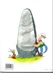 Verso de Astérix (Hachette) -6c08- Astérix et Cléopâtre
