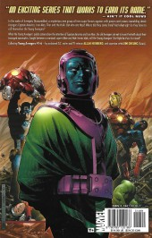 Verso de Young Avengers (2005) -INT01- Sidekicks
