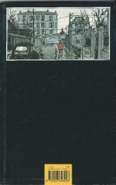 Verso de Nestor Burma -HS02-a1990- Une gueule de bois en plomb