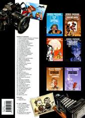Verso de Spirou et Fantasio -29a1999- Des haricots partout