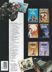 Verso de Spirou et Fantasio -28a2000- Kodo le tyran